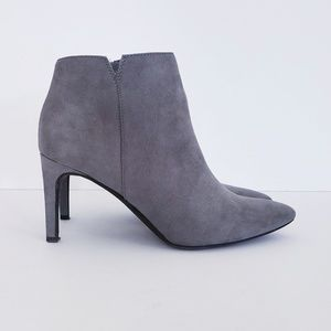 Sam & Libby faux suede ankle boots